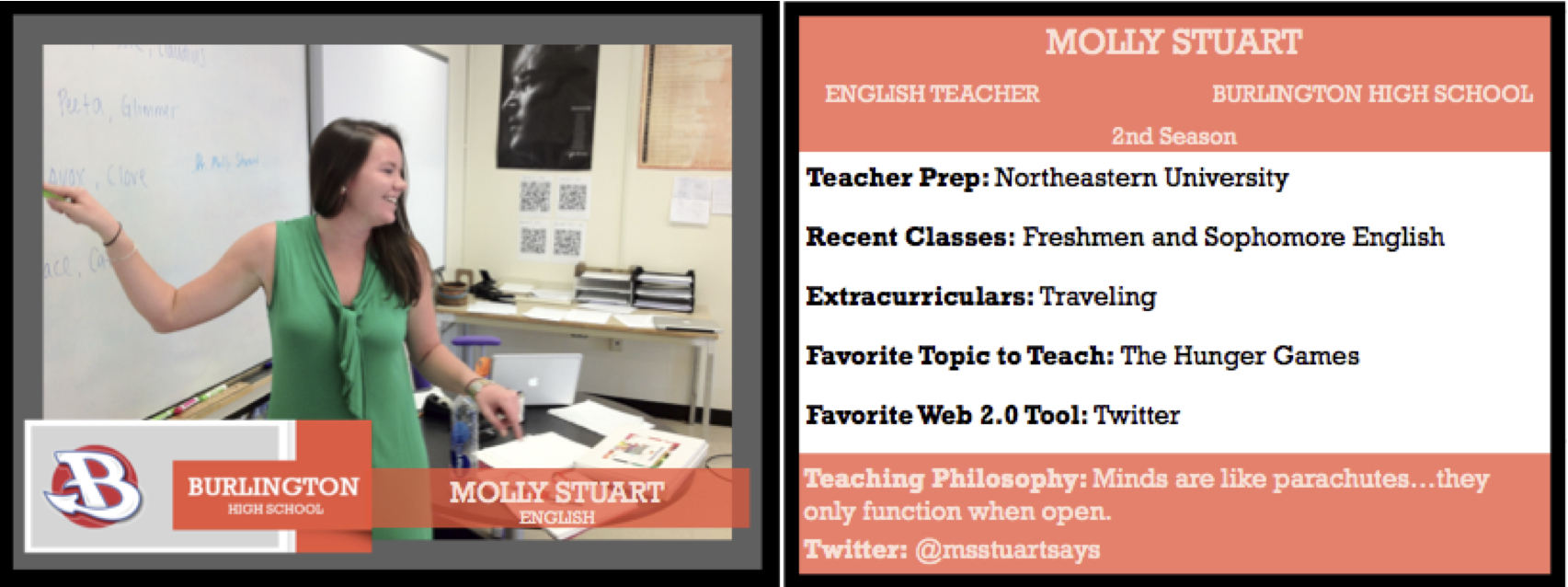 Teacher Trading Cards: Collect Them All! | Michael K. Milton ...