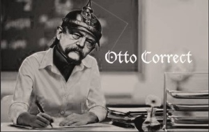 Damn you, Otto Correct!