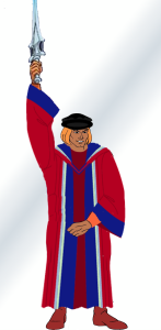 He-Man, PhD in Universal Studies