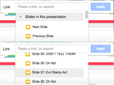 interactive self paced presentations with google slides michael k